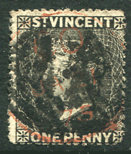ST. VINCENT: (15799) CO used COLONARIE postmark/cancel