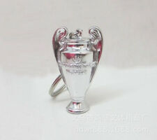 UEFA CHAMPIONS LEAGUE Trophy keychain metal Keyring resin 45mm