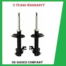 2 x FRONT SHOCK ABSORBER- FIT  NISSAN ALMERA N16 2000-on  RIGHT &  LEFT-