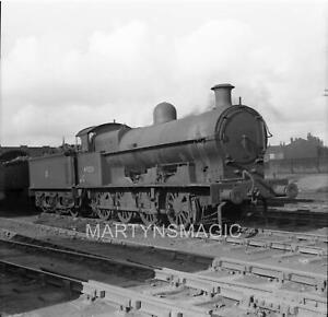 M313 60X60mm Railway Negative 49228 @ Springs Branch 24-3-1957