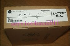 NEW AB  1746-NO4V  Analog Output Module   2 month warranty