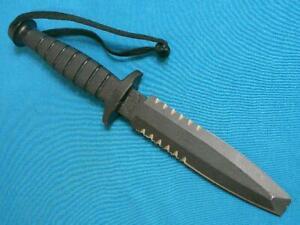 VINTAGE ONTARIO SPEC PLUS SP7-94 SCUBA DIVERS SURVIVAL KNIFE DIVING KNIVES FISH