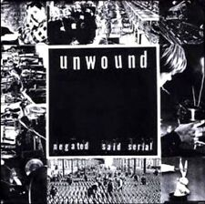 UNWOUND - NEGATED b/w SAID SERIAL CENSUS - TROUBLEMAN UNLIMITED 45 + PIC.CVR