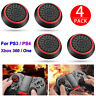 4X Controller Thumb Stick Grip Joystick Caps Cover for PS3 PS4 XBOX ONE S X 360