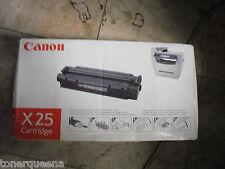Genuine CANON MF3110 MF3111 MF3240 MF5530 MF5550 X25  TONER 8489A001AA, 8489A001