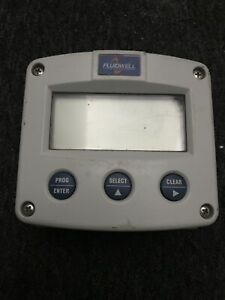 Fluidwell F110 Flow Rate Indicator/Totaliser with Outputs RRP£675