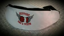 Hells Angels, Support 81, Red & White Gürteltasche