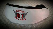 Hells Angels, Support 81, Red & White sac de ceinture