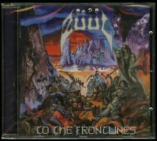 Zuul To The Frontlines CD new High Roller Records