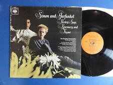 Simon & Garfunkel Parsley Sage Rosemary tomillo CBS A2B1 Reino Unido LP VINILO en muy buena condición + +