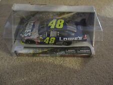 Winner's Circle Jimmie Johnson 1:24 Scale Lowes #48 Car 2010 MISB See My Store