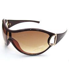 Super Dunlop Ladies LARGE Sunglasses Wraparound uv400 #4