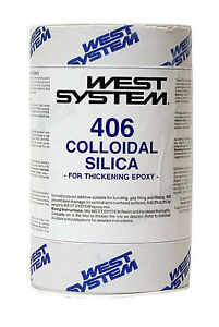 WEST SYSTEM 406 Colloidal Silica (Quarzmehl) Füllstoff für Epoxidharze