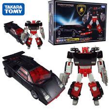 Takara TRANSFORMERS Masterpiece MP 12G SIDESWIPE Lambor G2 Black Toy Gift