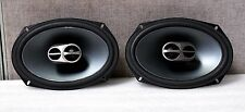 "ALPINE SPS-619 TYPE S 6""X9"" COAXIAL CAR SPEAKERS 3-WAY"