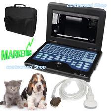 Veterinary Ultrasound Scanner VET Laptop Machine For Sheep/Goat/Pig,Convex Probe