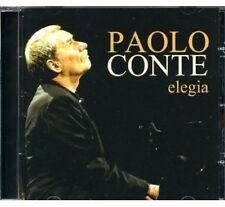 Paolo Conte - Elegia [New CD]