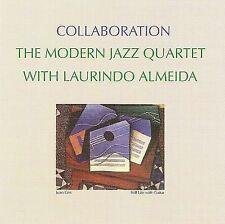 NEW The Modern Jazz Quartet With Laurindo Almeida: Collaboration (Audio CD)