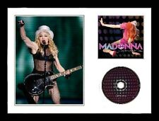 Madonna / Limited Edition / Framed / Photo & CD Presentation / Confessions