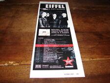 EIFFEL - PETITE PUBLICITE A TOUT MOMENT !!!!!!!!!