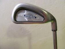 "38 3/4"" Callaway Golf Steelhead X-14 Iron #4. Golf Pride Yellow / Black Grip."
