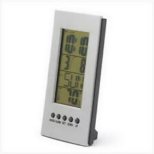 "Multi-Function Travel Alarm  2 1/8"" x 1"" x 4 1/8"" high  batteries included NIB"