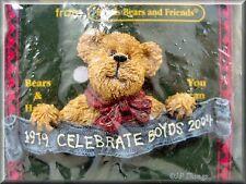 Boyd's 25th Anniversary Annie Bearsary Bear Pin Mip