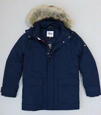 Tommy Hilfiger Men Parka Outerwear jacket Hood size 3-XL...