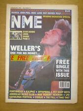 NME 1994 SEP 10 PAUL WELLER BLUR MANICS JOHN PEEL PULP