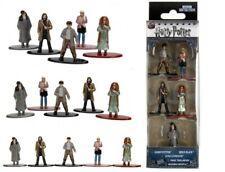 Harry Potter Nano Metal Figure (5 Pack Figure) Set by Jada Toys New #385