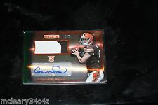 2014 CONNOR SHAW LEAF R & S ROOKIES AND STARS LONGEVITY GREEN PATCH AUTO 1/5
