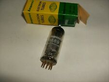 6689 - Amperex Pq Holland Radio Tube Gold Pin - Tested