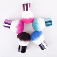Fashion Kabuki Makeup Cosmetic Face Powder Foundation Blush Mushroom Brush Tool