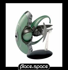 STAR TREK STARSHIPS FIGURE MAGAZINE SPECIAL #8 SPOCKS JELLYFISH SHIP (WK 03)