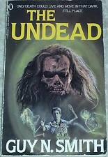 Guy N Smith THE UNDEAD (paperback)
