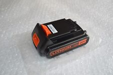 New Genuine OEM Black &Decker 20V Max LBXR20 Lithium-Ion Cordless Tool Battery