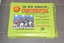Subbuteo : coffret Football 1975  Continental  Edition avec projecteur