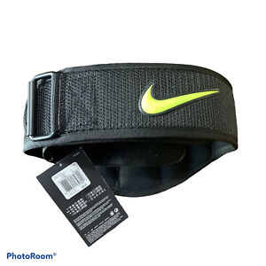 Nike Men's XL Structured Lifting Belt Firm Supportive Training 2.0 Breathable