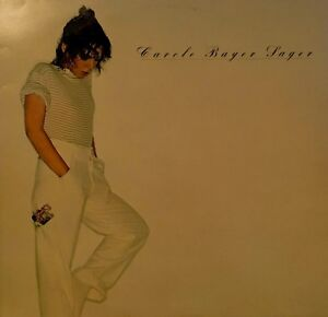 CAROLE BAYER SAGER S/T Elektra LP K52059 You're Moving Out Today