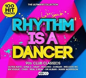 Rhythm Is A Dancer: Ultimate 90S Club Anthems / Various [New CD] UK -