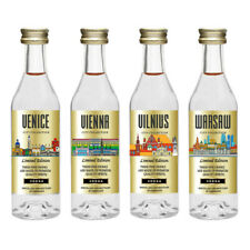 Vodka City Gold Collection N19 1x5cl 40% Miniature Vodka Germany