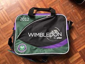 Wimbledon Tennis Bag/Laptop Bag BNWT From The 2012 Championships.