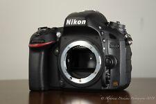 Nikon D610 24.3MP Digital SLR Camera - Shutter count 5581!