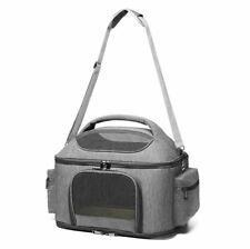 New Ventilate Net Pet Dog Cat Carrier Shoulder Bag Handbag Tote Strap Travel