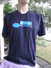 Vintage Blue Note T Shirt Bop Parent Nyc Photographer Jazz Music Tee- Brand New!