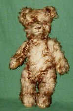 Alter Teddybär Bär Teddy Bären Teddybären 43cm Stoffbär Zotty Zottybär  Bear old