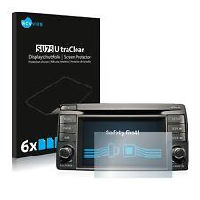 6x Protector Pantalla Mazda Navigation System CX-5 (2012-2014) Pelicula