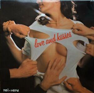 LOVE AND KISSES LP vinyl 33t DISCO  REI VERA