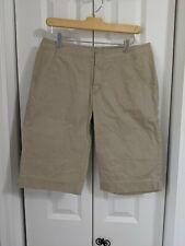 Women's Royal Robbins Khaki Shorts Size 6 Tan Brown