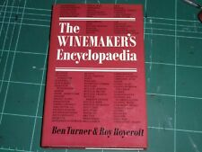 THE WINEMAKER'S ENCYCLOPEDIA  - 1980 HARDBACK ***FREE P&P***..